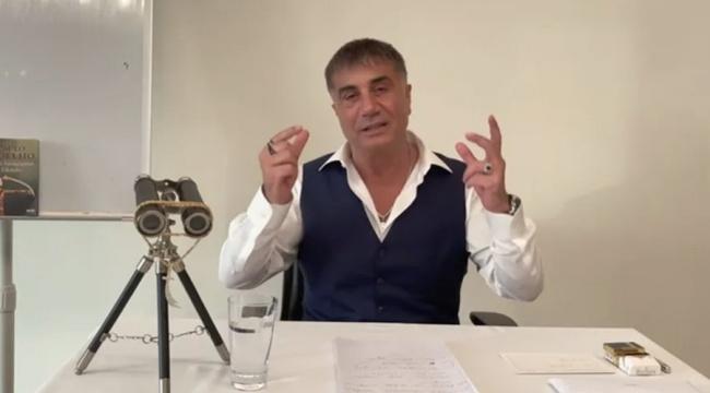 Yeniçağ yazarı: Sedat Peker ile ilgili kapsamlı dosya çoktan Interpol'e iletilmiş
