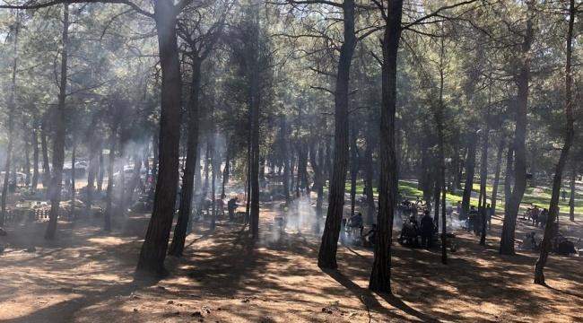 6 ilde ormanlara giriş yasaklandı