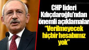 Kılıçdaroğlu'ndan Erdoğan'a: Cesaretin varsa senin istediğin televizyonda çıkalım, Tank Palet'i tartışalım