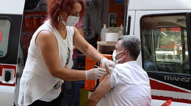 Diyarbakır'da aşı seferberliği başlatıldı: 'Vaka artışında pikte, aşılama oranında da dipteyiz'
