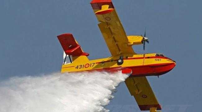 Fuat Oktay: THK uçakları İçişleri Bakanlığı'nın yetki alanında