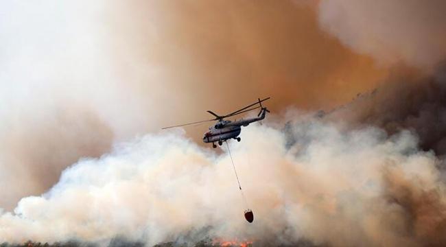 Marmaris'teki yangın için flaş iddia! 2 çocuk pedagog eşliğinde dinlenecek