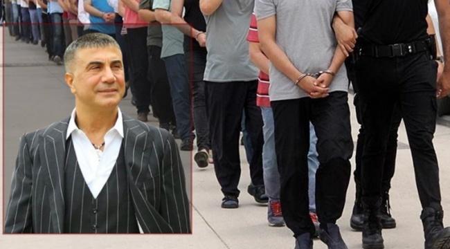 Sedat Peker operasyonunda karar: 9 kişi tutuklandı