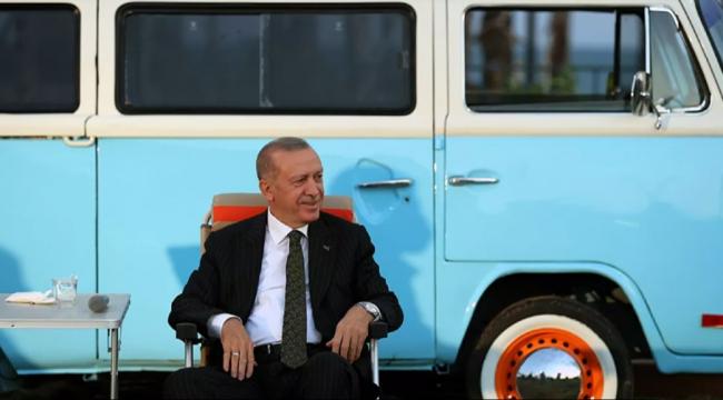 Cumhurbaşkanı Erdoğan: Kripto paraya açılma diye bir derdimiz kesinlikle yok
