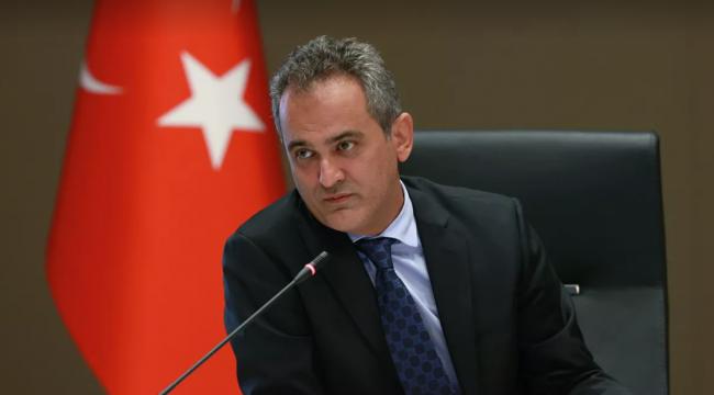 Milli Eğitim Bakanı Özer: Koronavirüs nedeniyle tüm sınıfları kapatılan hiçbir okulumuz yok