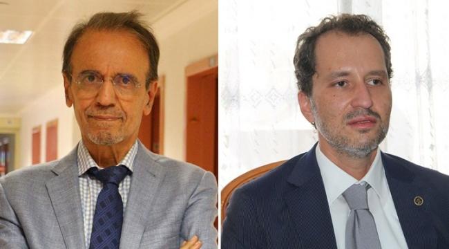 Prof. Dr. Mehmet Ceyhan'dan Fatih Erbakan'a 'maymun' yanıtı