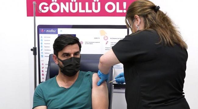 3. doz aşısını Turkovac yaptırmak isteyen gönüllülerin başvuruları alınmaya başladı