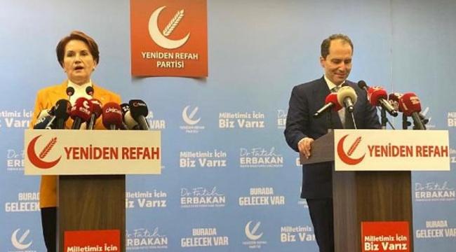 Akşener'den 'siyasi cinayetler' açıklaması: Sayın Kılıçdaroğlu'na duyumlar ciddiye alınacak biçimde geliyordur ki paylaşmıştır