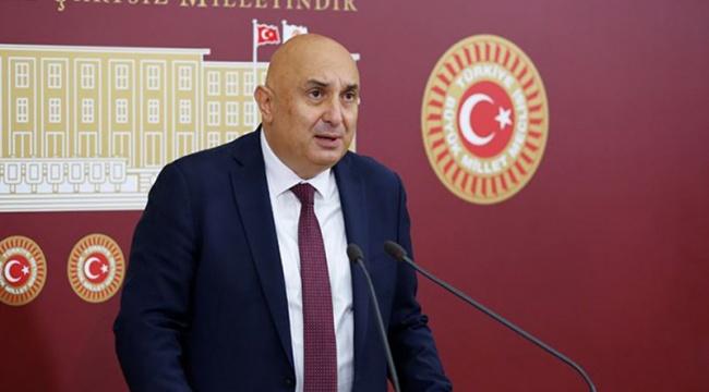 "CHP'li Özkoç: ""TÜGVA torpil listelerini Saray'a göndermiş"""