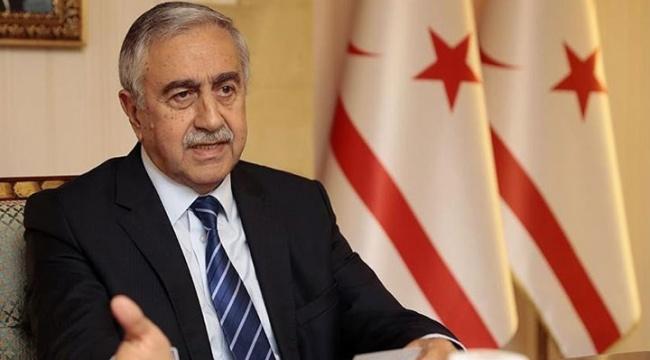 İçişleri Bakanlığı'ndan 'Mustafa Akıncı'ya giriş yasağı' iddiasına yalanlama
