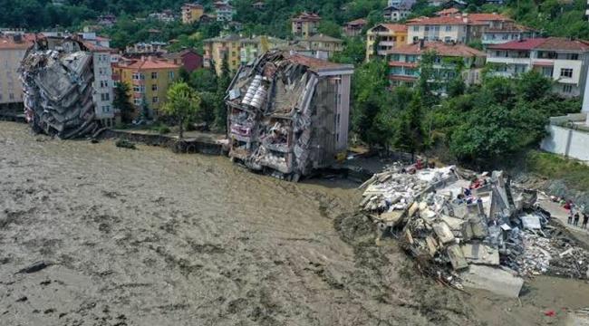 Tarım ve Orman Bakanlığı'nın sel raporu: 10 yılda 127 can kaybı