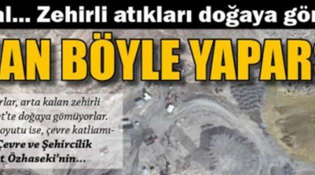 Bakan'ın Ortağı Olduğu Şirketin Haberini Yapan Yerel Gazete Toplatıldı!