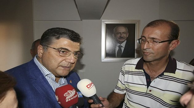 "CHP Genel Sekreteri Sındır: ""TBMM Derhal Toplanmalı!"""