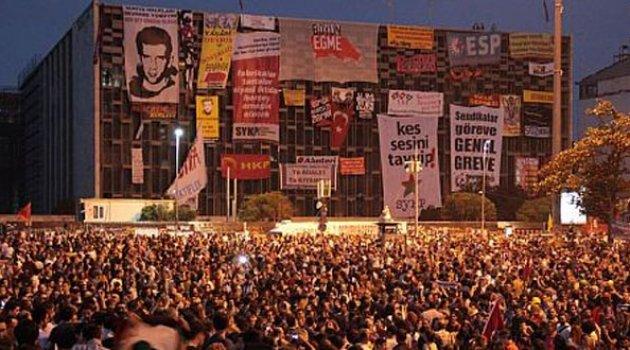 Gezi Parkı'nın Yasal Koruması Kalmadı