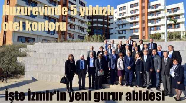 İşte İzmir'in Yeni Gurur Abidesi