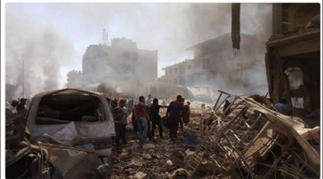 IŞİD Bomba Yüklü Araçla Saldırdı!