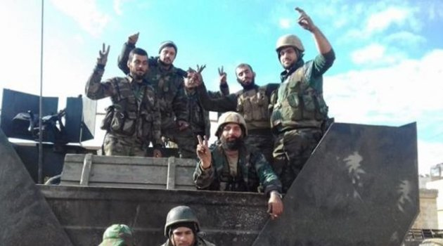 Suriye ordusu Halep Harekatının Son Aşamasını Başlattı