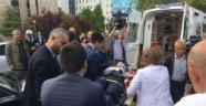 AK Partililer Meclis'te birbirini ezdi: Eski bakan hastaneye kaldırıldı!