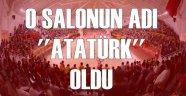 Bornova'nın Altındağ'daki Yeni Tesisinin Adı Atatürk Spor Kompleksi Oldu