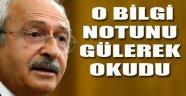 CHP lideri: Erdoğan'a O Mesajı Hatırlatın