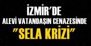 İzmir'de Alevi vatandaşın cenazesinde sela krizi