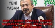 Önder: Başbakan'ın özel ricalarını PKK'ye götürdük