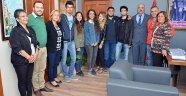 Su Ürünleri Fakültesi Öğrencileri Foça'yı Ziyaret Etti