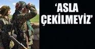 YPG'den Yeni Açıklama